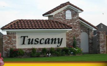 Tuscany Lots for Residents ONLY