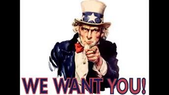 Volunteer Opportunities in January
