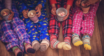 Friday December 18th is Pyjama Day!