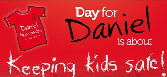 Day For Daniel - Wear RED this FRIDAY 25 OCTOBER