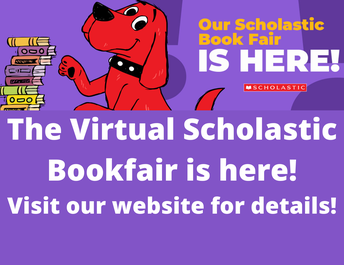Virtual Scholastic Book Fair