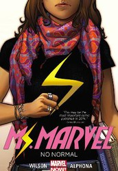 12) Ms. Marvel: No Normal