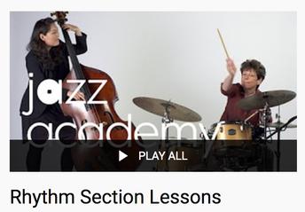 Rhythm Section Lessons