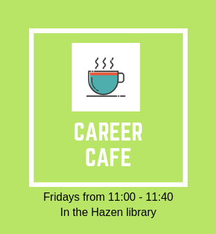 May Career Cafes