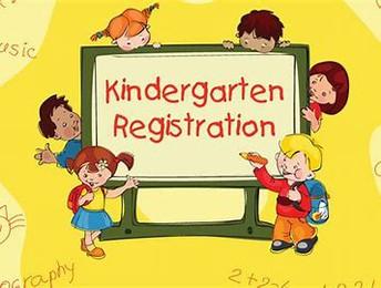 Kindergarten Enrollment is Underway!
