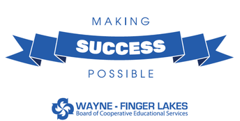 Wayne-Finger Lakes BOCES making success possible logo