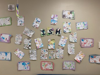 """Our """"Ish"""" Wall"""