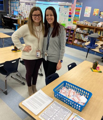 Ms. Slack and Ms. Longworth - Presenters