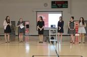 Senior Presentation for LLS