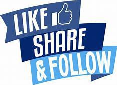 Like | Follow | Share our FB Posts