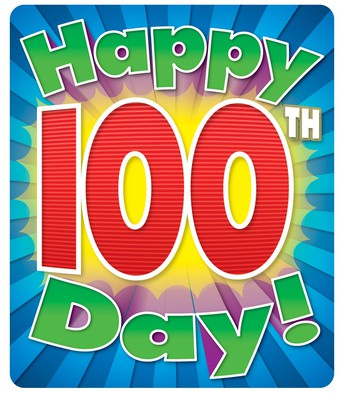 LES 100th Day of School