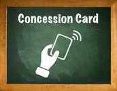 PENSIONER CONCESSION HEALTH CARE CARD