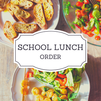 School Lunch Order