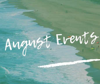 Upcoming Events for 8/11-8/18