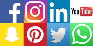 Connect with Us on your Social Media!