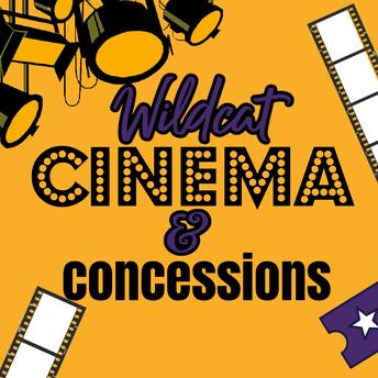 Wildcat Cinema Flyer