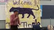 Tim Tingle
