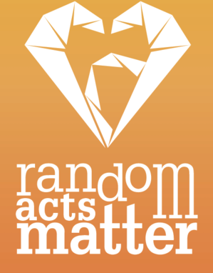 Paint the Town Orange with Random Acts Matter!