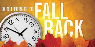 November 1st Brings Daylight Savings and Important Tips for Traveling Safely This Fall