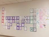 Hallway Periodic Table