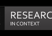 Research in Context (GALE)