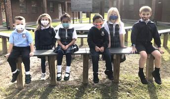 Kindergarten, First and Second Graders
