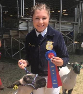 Congratulations to Hannah Haggerty & Catalina Gonzalez