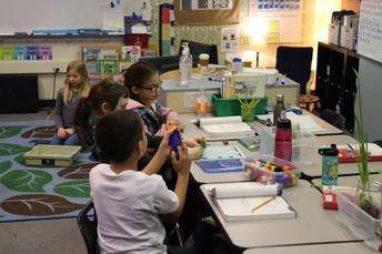 District Principals, Teachers Present Mathematics Collaboration Work