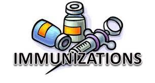 Required immunization