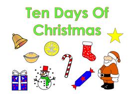 Alta Vista 10 Days of Christmas