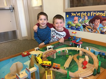 Kindergarten at CPE