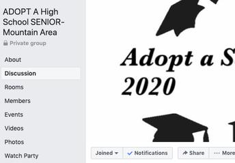 """""""Adopt a Senior"""": Mountain Community Rallies Around Seniors"""