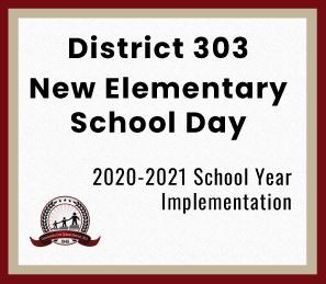 2020 - 2021 Elementary Day