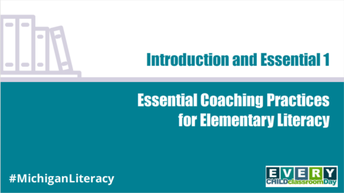 Introduction and Essential 1