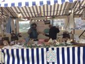 ILEAP Market Stall