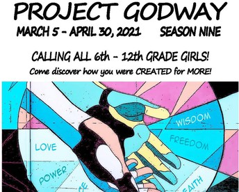 PROJECT GODWAY starts in 2 WEEKS!