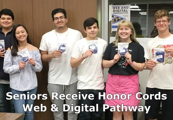 10 Students Receive TCALC Honor Cords