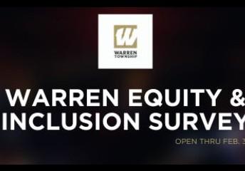 Warren Equity and Inclusion Diagnostic Survey