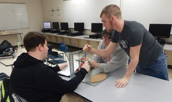 Classroom in focus: Engineering