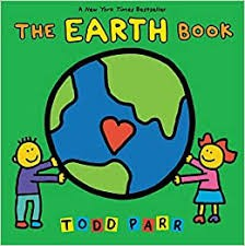 The Earth Book by Todd Parr