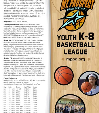 MPPD Basketball League