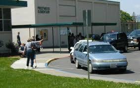 Car Drop-Off & Pick-Up Zone