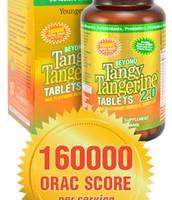 Tangy Tangerine Multi-Vitamin Mineral Complex