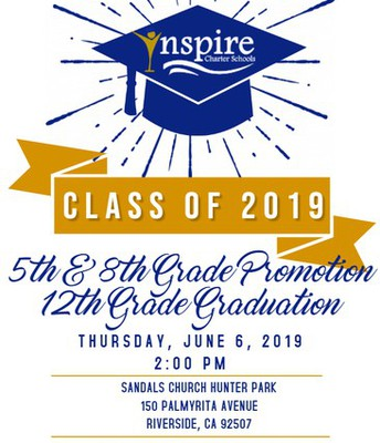 Riverside County Graduation 2019