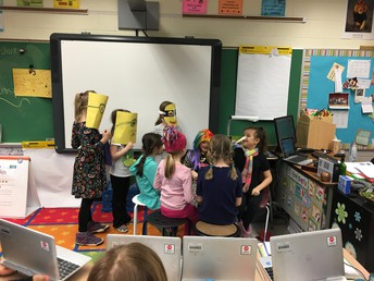 Minion play ! Developed and rehearsed during indoor recess