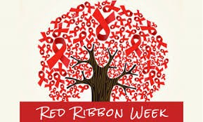 Red Ribbon Spirit Week!! October 22nd - October 26th