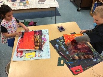 Pictures from Art Class