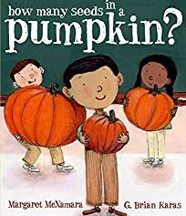 How Many Seeds in a Pumpkin? Bookcover