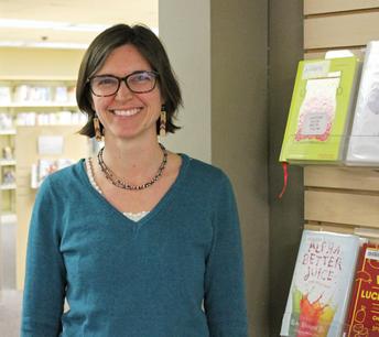 ImagineIF Libraries' Megan Glidden selected as ALA Emerging Leader