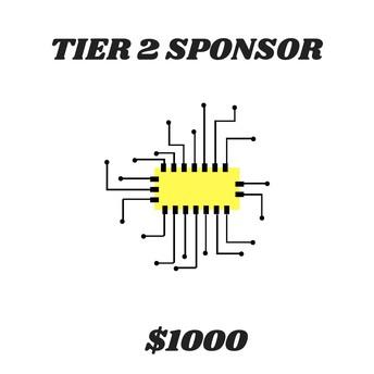 Tier 2 Sponsor
